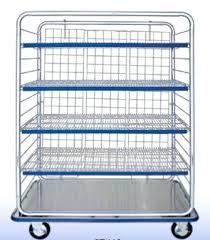 12 inch deep wire shelving