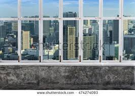 Plain City Window Texture View Tokyo Skyline Cityscape Of With Inspiration