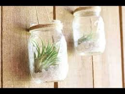 diy hanging mason jars you