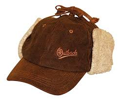 Outback Trading Company Size Chart Outback Trading Co Mens Co Leather Mckinley Cap 1451brn