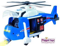 Dickie Helicopter Light And Sound Rescue Helicopter Sound And Lights Dickie Juguetes Puppen Toys