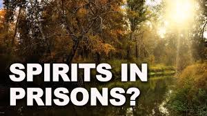 Image result for The spirits in prison