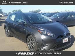 New Toyota Prius c at Kearny Mesa Toyota Serving Kearny Mesa, San ...