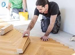 herringbone floor installation cost in