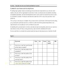 post event survey questions template quality survey template