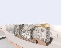 Design Gallery Live Gallery Of Graft Kleihues Kleihues Design Work Live Housing In