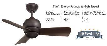 modern low profile ceiling fans. Emerson Ceiling Fans CF130ORB Tilo Modern Low Profile Hugger Indoor Outdoor Fan T