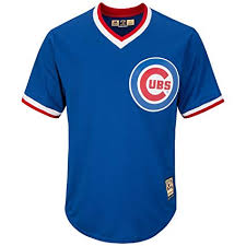 Majestic Cooperstown Cool Base Jersey Chicago Cubs