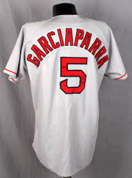 Game Jersey Authentic Authentcation Red 1998 Garciaparra 100 used Nomar Sox Worn - Services Boston Road