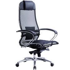 Купить <b>Кресло</b> компьютерное <b>Метта Samurai</b> S-1 Black (531524 ...