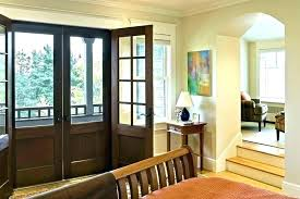 decoration interior french doors master bedroom double entry