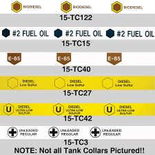 low sulfur deisel ultra low sulfur diesel tank collar
