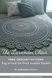 10 free Mother's Day crochet patterns - roundup by (met ...