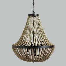 black beaded chandelier wooden beaded chandelier large black with natural detail regard to black wooden bead black beaded chandelier