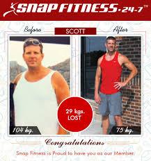 scott snap fitness
