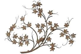 leaves wall decor leaves wall decor metal branch wall decor stunning ideas metal leaves wall decor