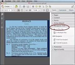 Make Pdf Searchable What Is The Best Way To Make A Searchable Pdf Out Of A Non