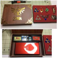 some s birthday is coming up soon and he s a zelda fan thought this was a good use of the box from those pendants that were on here a few weeks ago