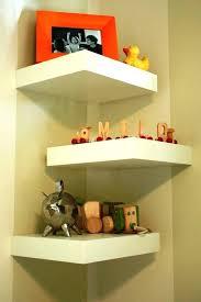 ikea corner shelf glass