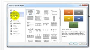 Creating An Org Chart In Powerpoint 2013 Microsoft Word 02 How To Create An Organization Chart