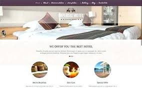 Bed And Breakfast Template