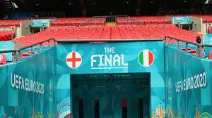 مُحدث | ملخص مباراة ايطاليا وانجلترا في بث مباشر بنهائي بطولة يورو 2020