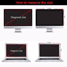 16 dizüstü bilgisayar i̇çin 38 inç gizlilik filtresi anti-parlamayı ekran  koruyucu film , szegychx:9 laptop 52.704 cm 29.646 cm* satın almak online