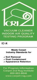 CRI Green Label