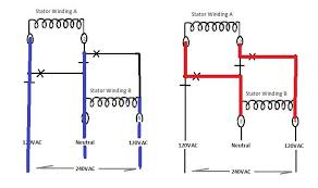 synchronous generator basics simple guide to rewire your head 120 240vac or 120vac only selector switch 2