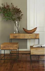 into the west rustic furniture. Rustic Storage Console, Coffee Table And Side ~ West Elm Into The Furniture N