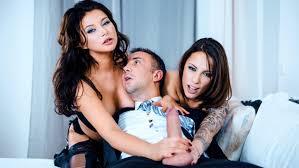 Nikita Bellucci Debora A Chad Rockwell in Rocco s Intimate.