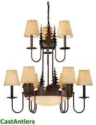 klon 12 light chandelier