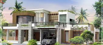 Small Picture Modern Contemporary Home Design Kerala Home Design And Floor Plans
