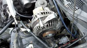 How to Change Honda Civic Alternator 92-00 (Overview) - YouTube