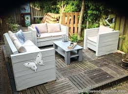 furniture made from wood. Outdoor Furniture Projects Patio Made From Wooden Pallets Pallet Wood Ideas D