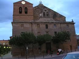 Resultado de imagen de iglesia de lardero