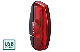 Rear Bike Light Details About Cateye Rapid X3 Powerful 6 Mode Red Led Rear Bike Light 100 Lumen