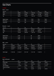 Nike Football Size Chart Nike Sizing Chart Football Teamwear