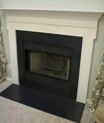 painting tile around gas fireplace painting porcelain tile around fireplace fireplace paint for tile paint tile fireplace before after