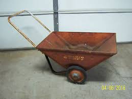 garden cart. Image Is Loading Vintage-Radio-Cart-Lawn-Garden-Cart-WheelBarrow-Radio- Garden Cart