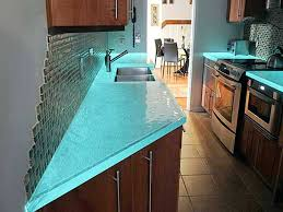 recycled glass countertops cost vs quartz of review miscellaneous