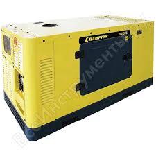 <b>Дизельный генератор CHAMPION DG15ES</b>-3 - цена, отзывы ...