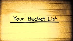 10 Tips To Create An Impressionable Bucket List