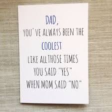 Birthday On Day Card Fathers Day Card From Kids Fathers Day Card Funny Greeting Cards