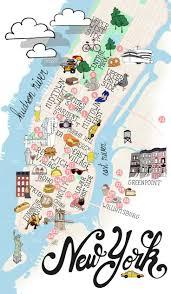 best  map of new york ideas on pinterest  map of manhattan