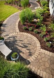 Small Picture Best 25 Stone garden paths ideas on Pinterest Stone paths