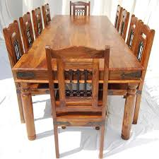 amazing rustic dining room table set dining table for 10