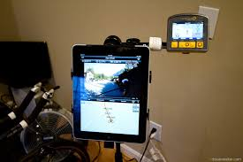 diy how i made a trainer bike computer ipad phone stand for 30 dc rainmaker