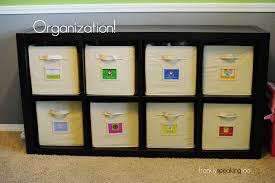 Toy Organization For Living Room Frankly Speaking Too Organization Kids Toy Bin Labels