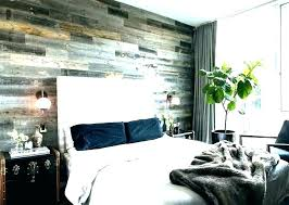 reclaimed wood wall paneling faux diy
